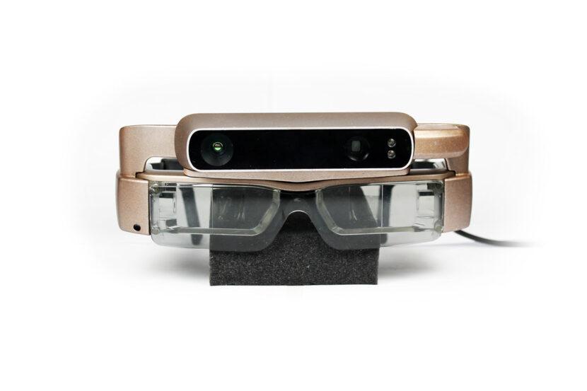OxSight Smart Glasses product