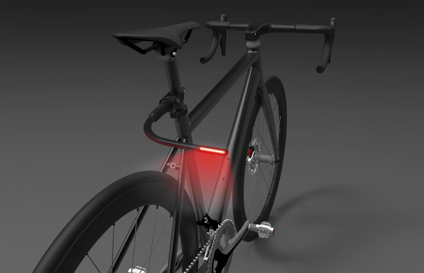 bright bikes product design