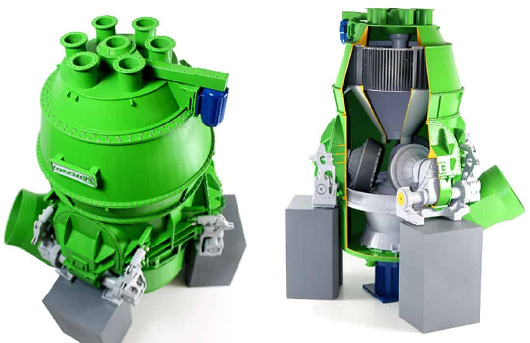 coal mill product